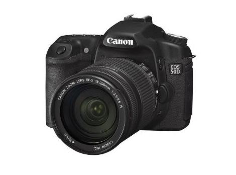 canon eos 50d appareils canon photo. Black Bedroom Furniture Sets. Home Design Ideas