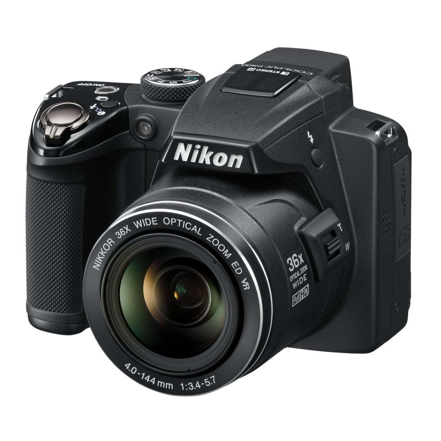 nikon coolpix p500 appareils nikon photo. Black Bedroom Furniture Sets. Home Design Ideas