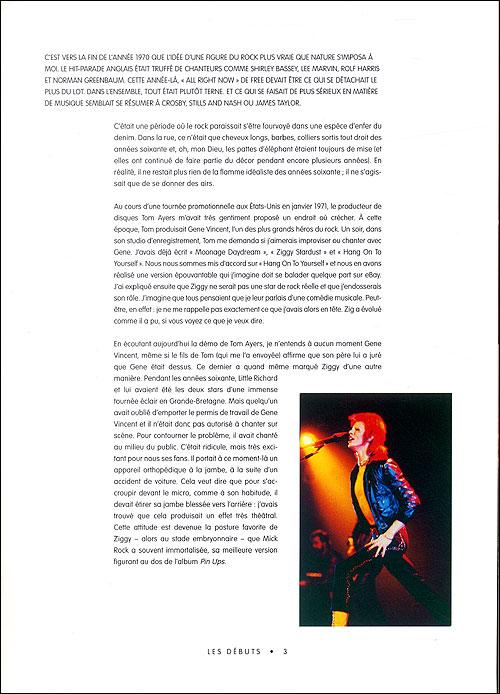 David Bowie Moonage Daydream Unifeedub