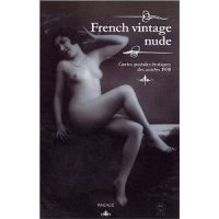 French vintage nude