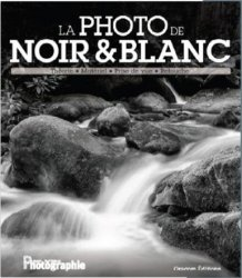 La photo de noir et blanc
