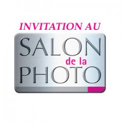 Invitation au Salon de la Photo 2010